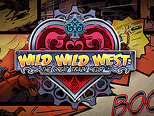 Wild Wild West: The Great Train Heist в Джойказино